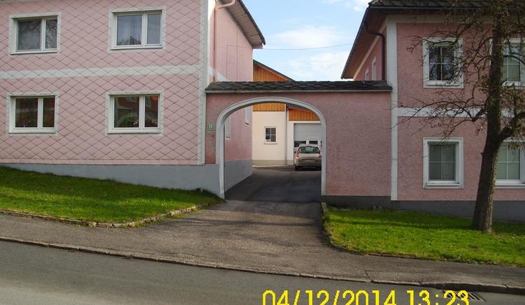 Haus im Sommer (© Privat)