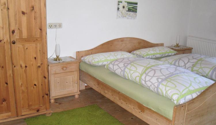 Schlafzimmer Ferienwohnung 2 (© Familie Zopf)