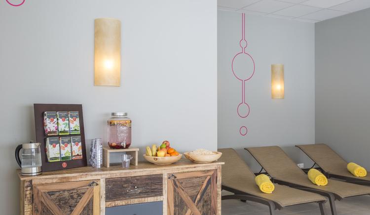 Relaxbereich. (© COOEE alpin Hotel Dachstein)