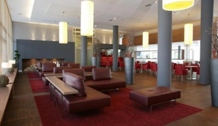 Hotellobby (© Lebensquell Bad Zell)