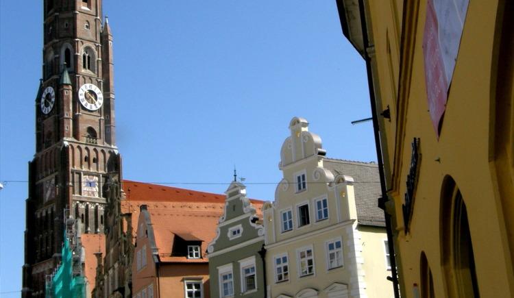 Landshut Stadtpfarrkirche St. Martin