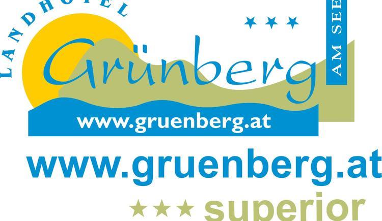 Logo Landhotel Grünberg am See