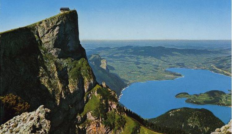 Schafberg über Oberburgau. (© Ferienregion Attersee)