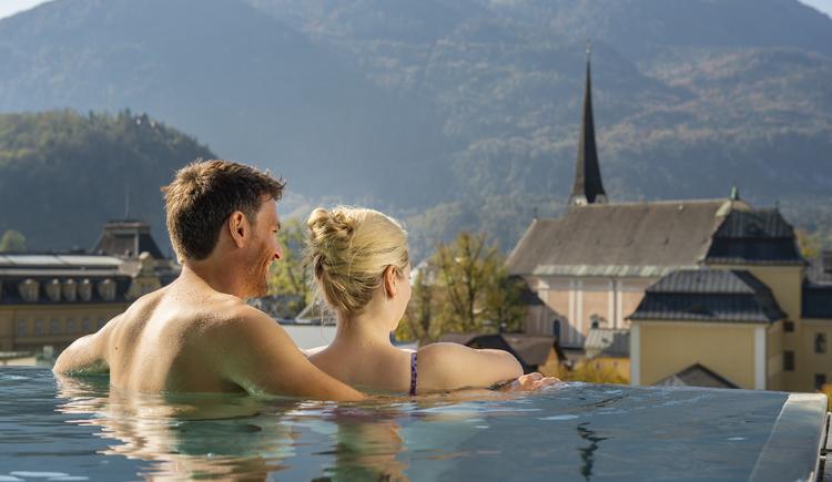 SkyLounge Hotel Royal****S Bad Ischl (© EurothermenResorts)