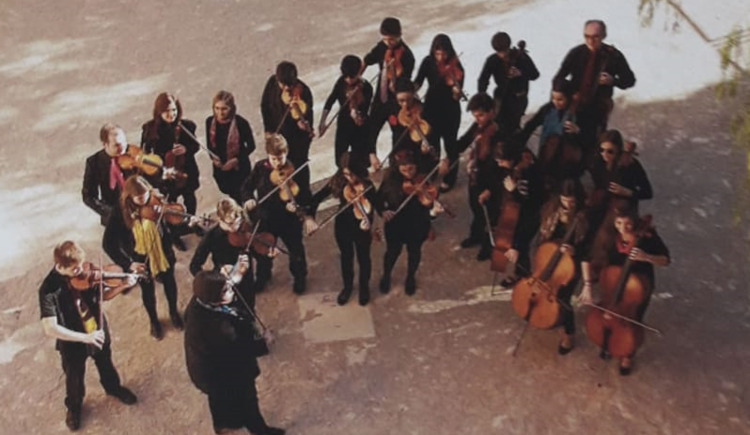"""Gastkonzert des \""""Orquesta de Cuerda aus Spanien\"""""""