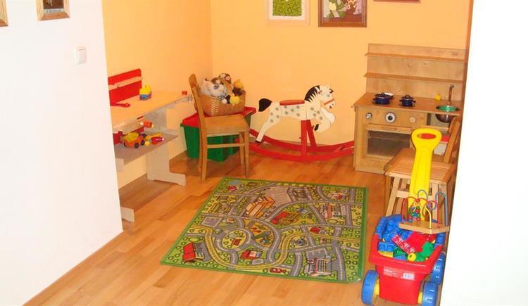 Kinderspielbereich (© Privat)