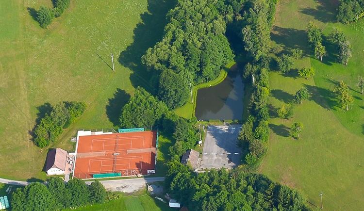 2019 07 15 (543) Niederkappel %2c Tennisplatz Asphaltanlage (© Neissl Karl)
