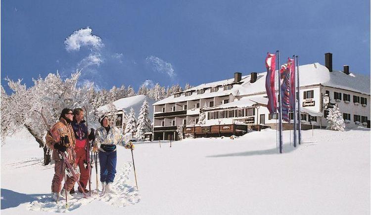Haagerhof im Winter (© Haagerhof)