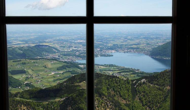 Aussicht (© Selbstversorgerhütten Feuerkogel)
