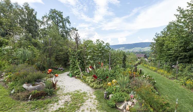 Gartenanlage (© Lemurien-Lehrgarten)