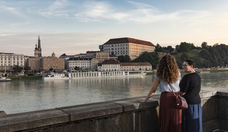 Nibelungenbrücke Donau (© Linz Tourismus_Robert Josipovic)