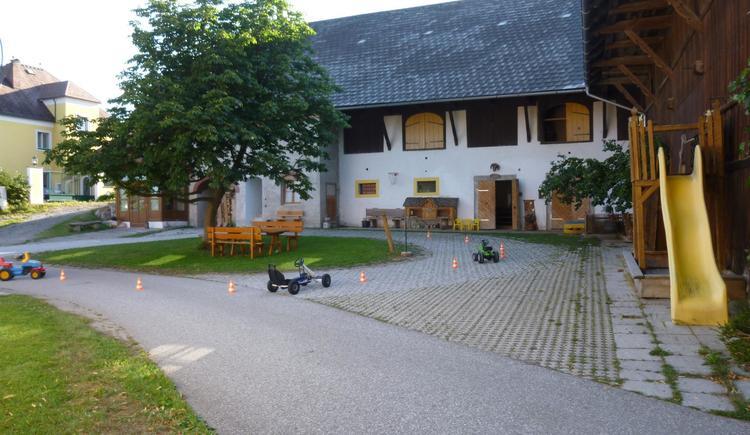 Innenhof (© berger)