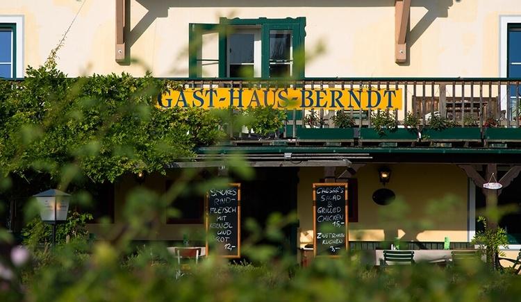 Haus Berndt Attersee Aufham