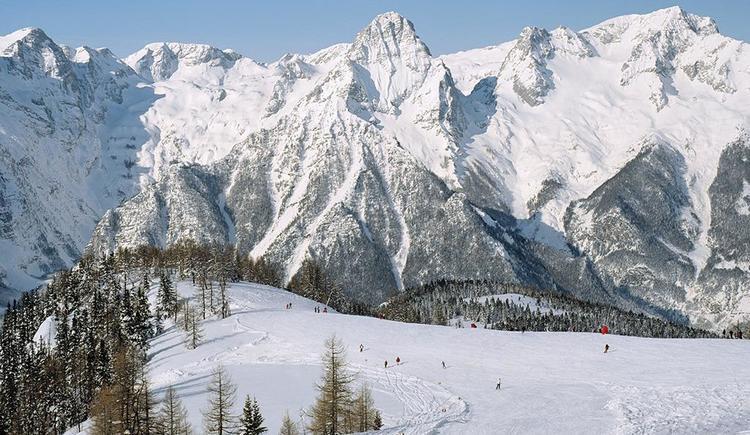 Hotel Garni Wallner Skifahren (© Wallner)