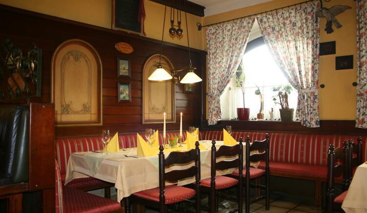 Gastzimmer (© Gasthof zum grünen Baum)