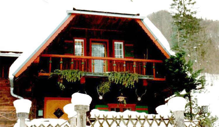 Ferienhaus Kautsch - Reichraming (© Franziska Kautsch)