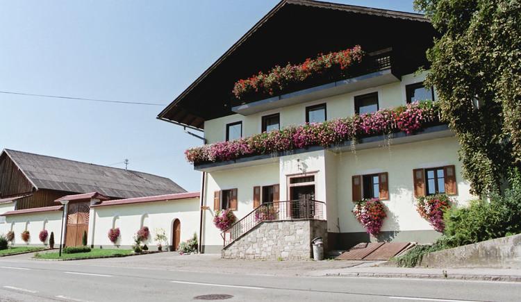 Jeging Haus. (© TTG Tourismus Technologie)
