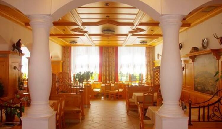 Restaurant (© Hotel Goisererhof)