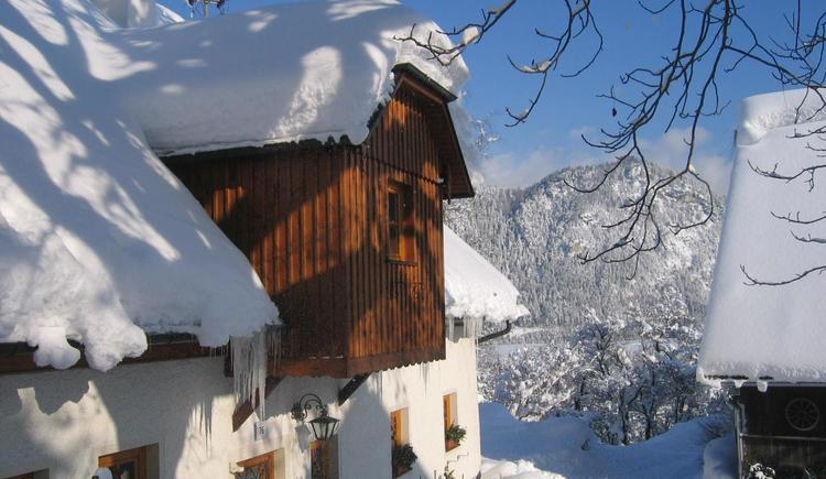 Gästehof Annerl - Winter (© Gästehof Annerl)