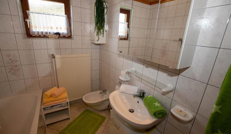 Badezimmer (© Lindbichler)