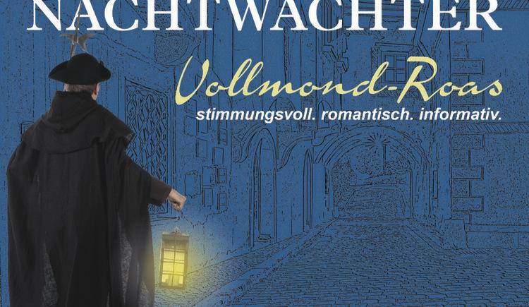 Genießen Sie die stimmungsvolle Nachtwächter-Wanderung durch den historischen Donaumarkt Mauthausen! (© HMV Mauthausen)