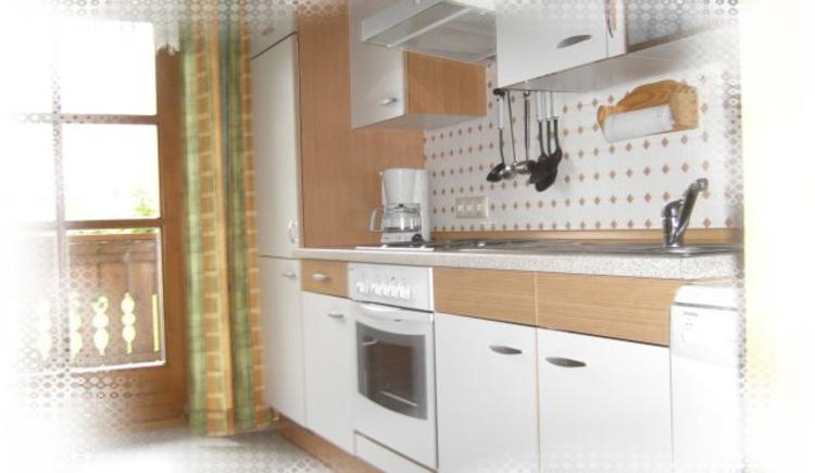 Appartement/Ferienwohnung Hubner Renate: Küche. (© Hubner Hans)
