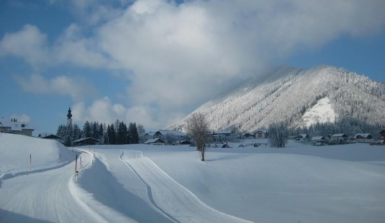 Langlauf - Faistenau (© Anna A.)