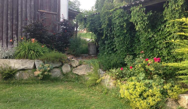 der Garten. (© Privat)