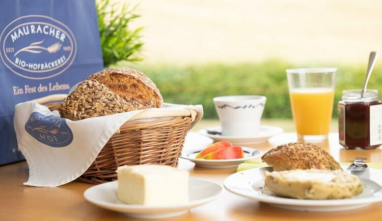 Frühstück in der Feinschmeckerei Rohrbach (© Die Feinschmeckerei Rohrbach)