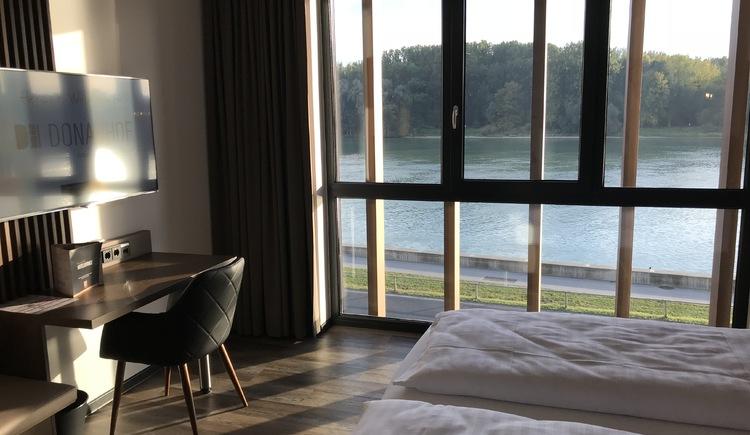 Superior Doppelzimmer. (© Donauhof Mauthausen)
