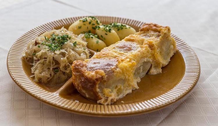Diendorfer Mittagessen 2 (© Landgasthof Diendorfer)