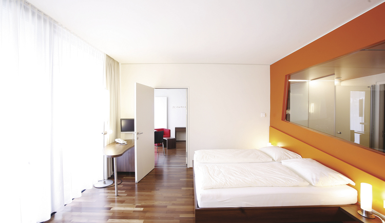 Doppelzimmer im Spa Hotel Bründl. (© Spa Hotel Bründl)