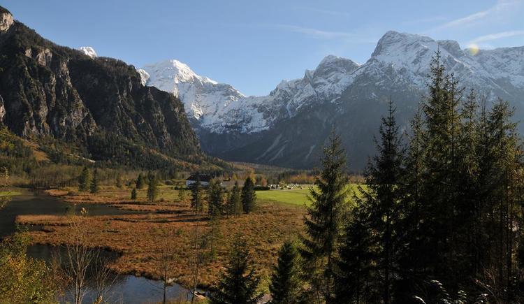 Almsee/Totes Gebirge (© Mittermayr)