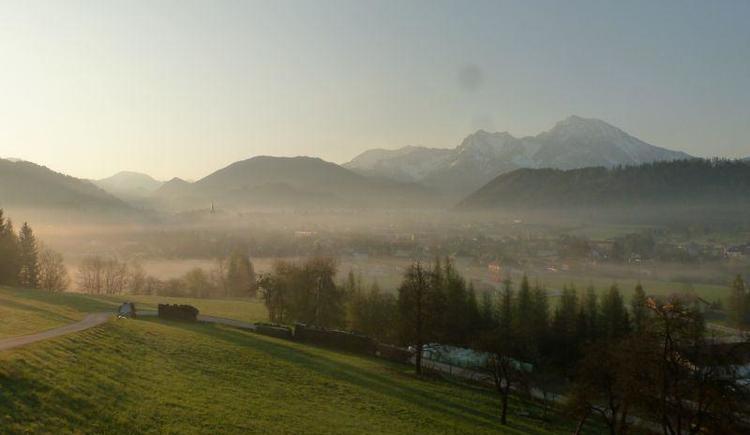 Morgenstimmung (© Bauer am Berg)