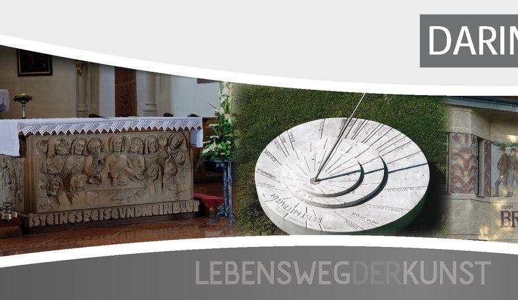 Daringer Lebensweg (© Daringer Kunstmuseum)