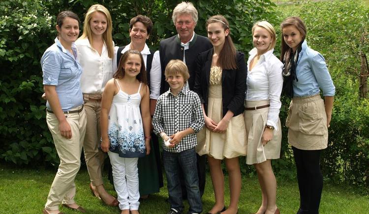 Familie Leitner (© Privat)