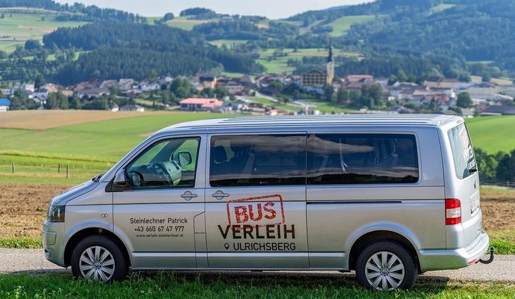 Busverleih (© Verleih Steinlechner)