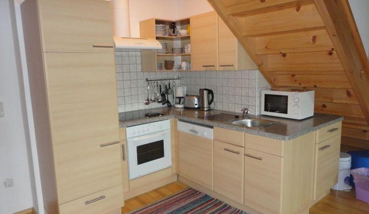 Küche Fewo Waldblick