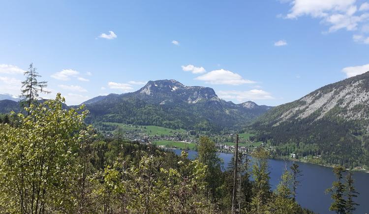 Das Bergnest ist eine neu ausgestattete Ferienwohnung mit Flair (Erdgeschoss) und Seenähe in Bad Goisern am Hallstättersee. (© Gabriele Untersberger)
