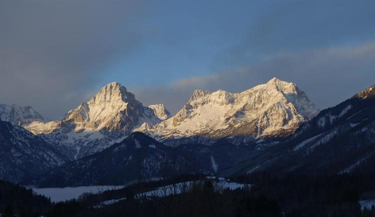 Blick aufs Tote Gebirge (© Lindbichler)
