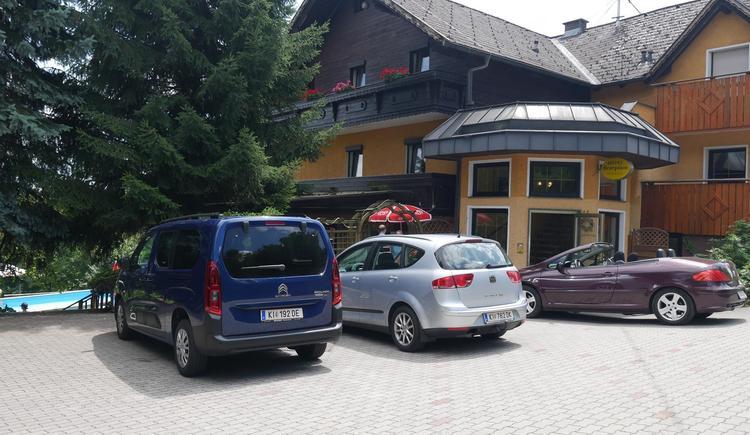 Hotel Pension (© Hotel Pension Stadlhuber)