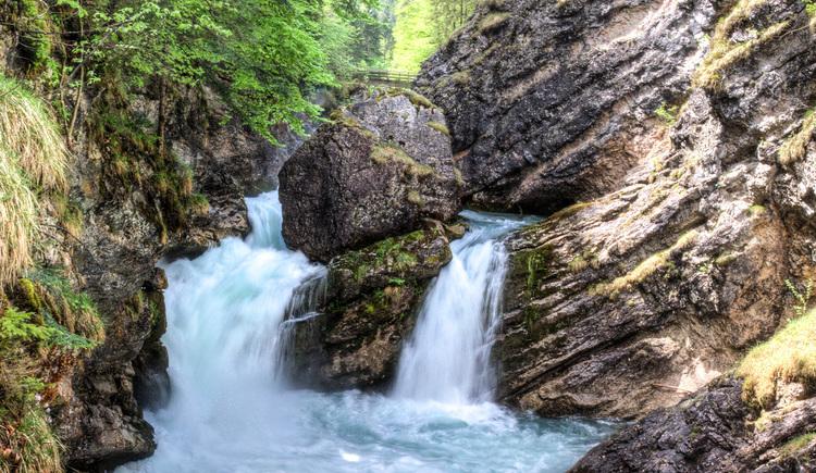 Stromboding Wasserfall in Hinterstoder