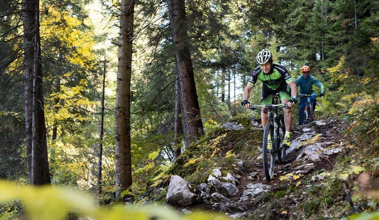 Mountainbikeverleih Pachleitner (© TVB Pyhrn-Priel/Florian Lierzer)
