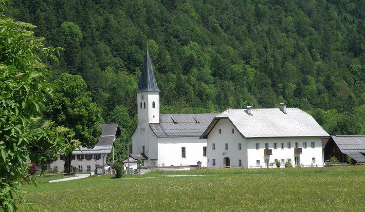 Hintersee Dorf (© fuschlseeregion/Hintersee/Kloiber)