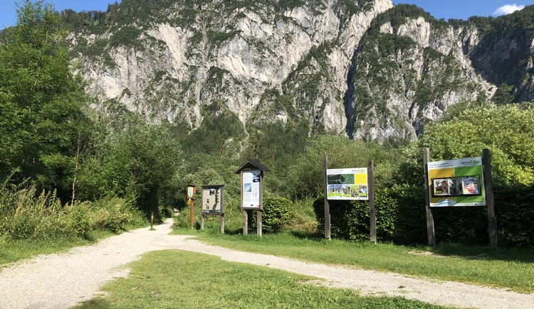 Almseerundweg (© Gisela Eder)
