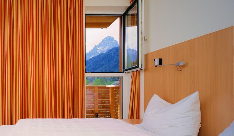 ab 35 m2 – Zimmer Hotel Garni Wallner Hinterstoder (© Wallner)