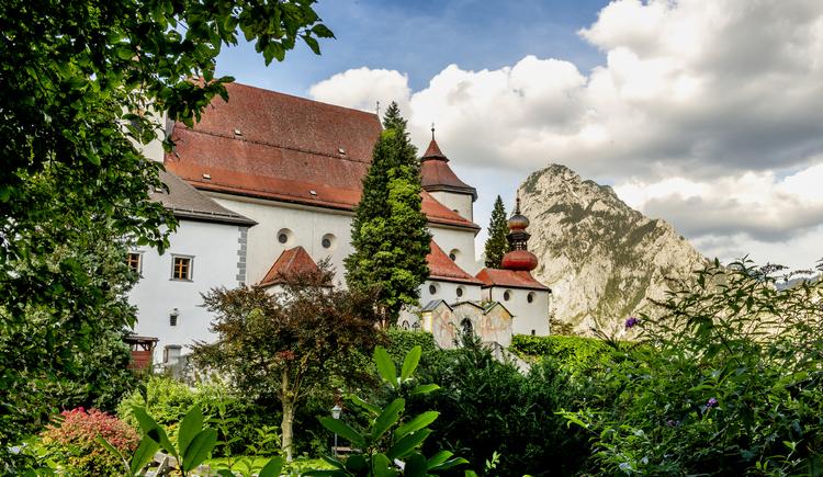 Kloster Traunkirchen (© Tourismusverband Traunsee-Almtal/brainpark.traunsee)