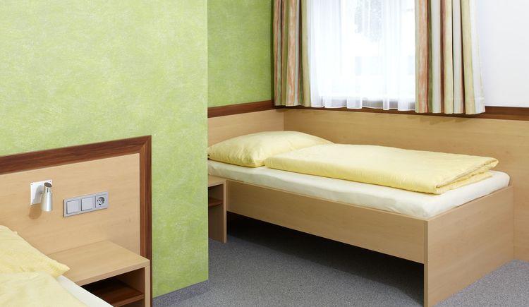 Einzelbetten Detail