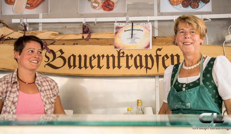 Bauernmarkt der Ischler Bäuerinnen (© Lenzenweger)