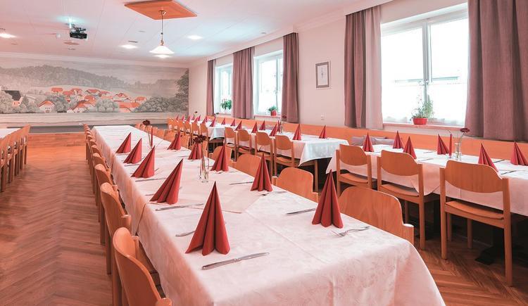 Saal (© Hotel Mauernböck)